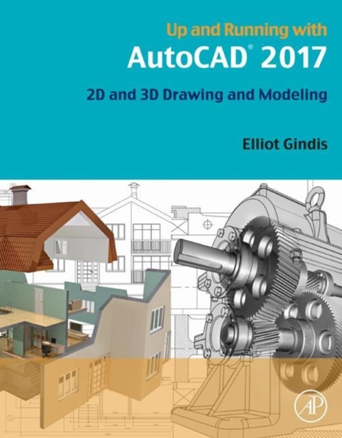 (ebook) Up and Running with AutoCAD 2017