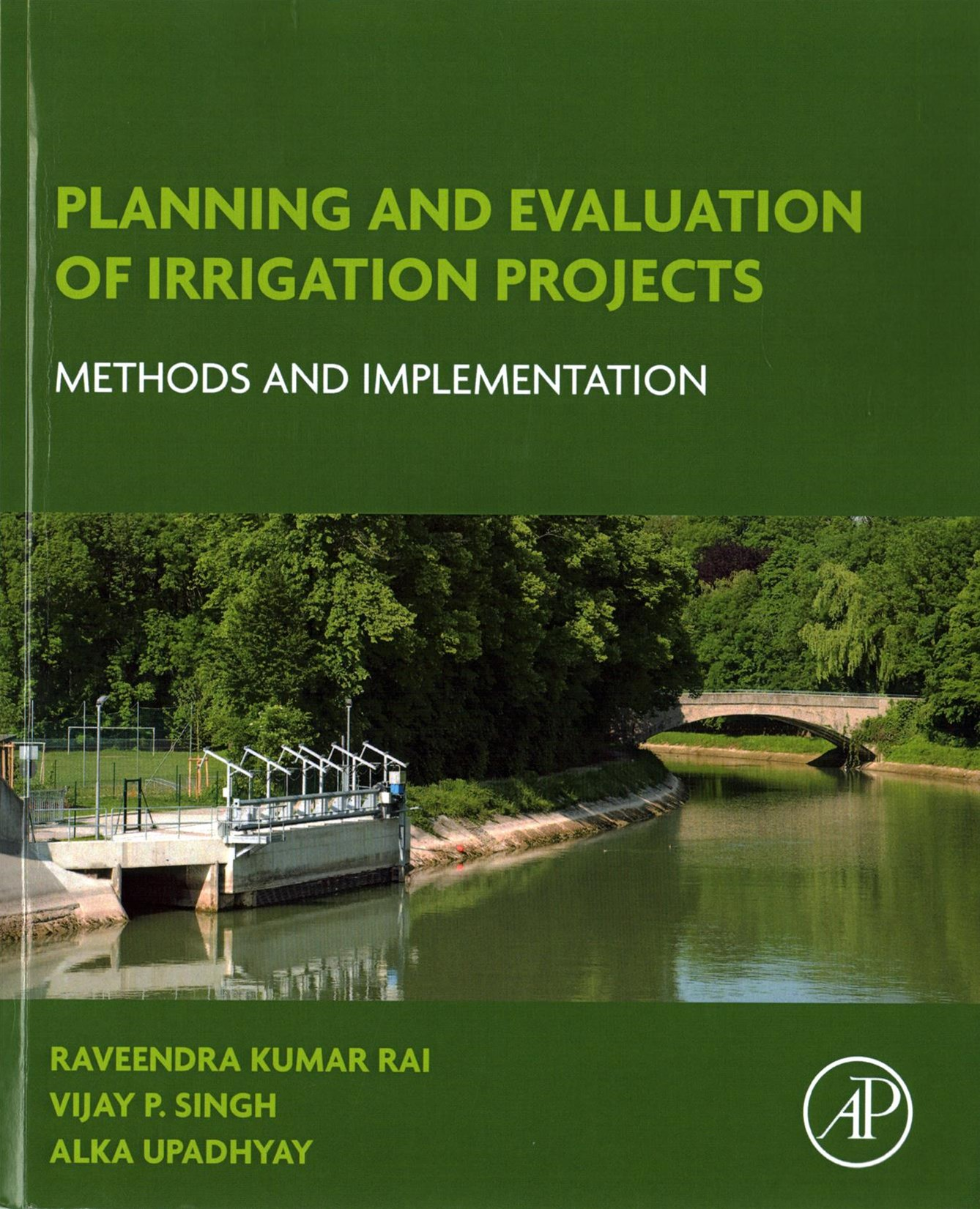 Planning and Evaluation of Irrigation Projects