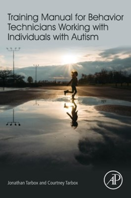 (ebook) Training Manual for Behavior Technicians Working with Individuals with Autism
