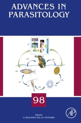 (ebook) Advances in Parasitology