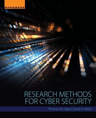 (ebook) Research Methods for Cyber Security