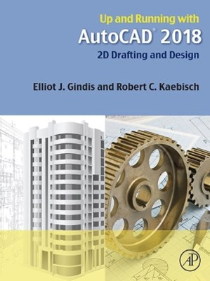 (ebook) Up and Running with AutoCAD 2018