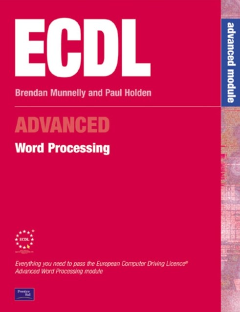 ECDL3 for Microsoft Office 2000: Word Processing