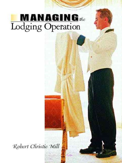 Managing the Lodging Operation
