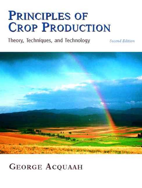 Principles of Crop Production