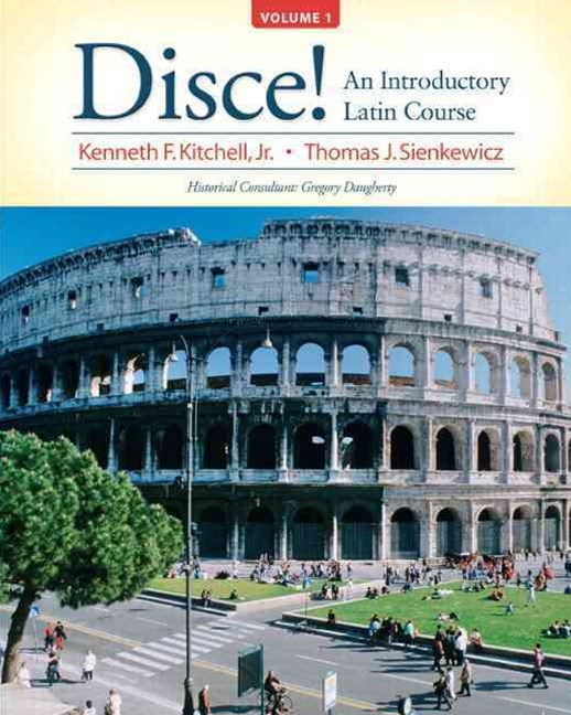 Disce! An Introductory Latin Course