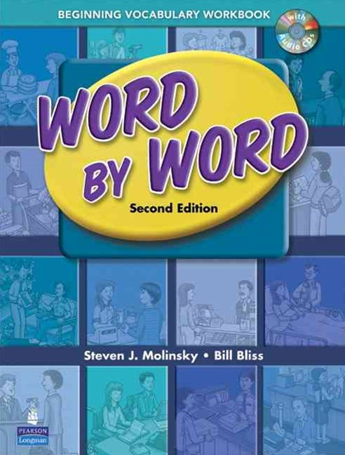Word by Word Beginning Vocabulary Workbook + CD