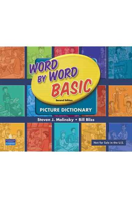Word By Word Basic Picture Dictionary (International Edition)