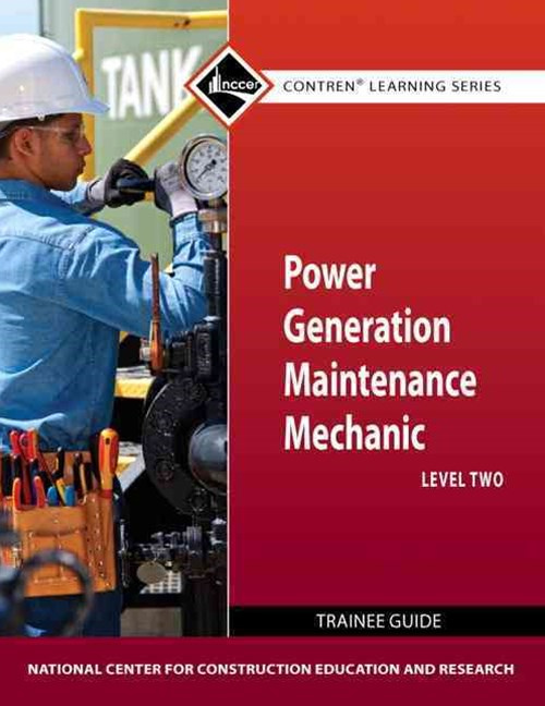 Power Gen Maint Mech Level 2 Trainee Guide