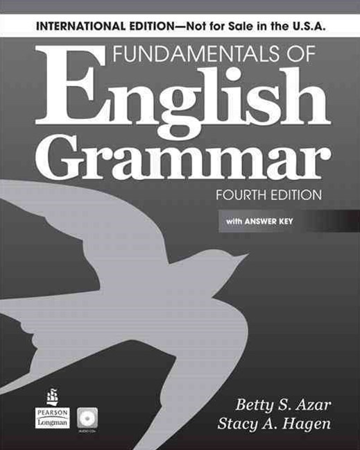 Fundamentals of English Grammar with Answer Key (International Edition)