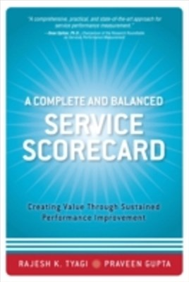 Complete and Balanced Service Scorecard
