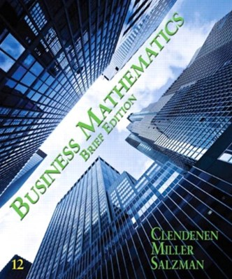 Business Mathematics Brief (1-download)