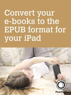 (ebook) Convert your e-books to the EPUB format for your iPad