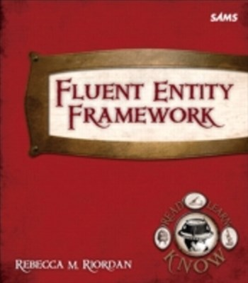 (ebook) Fluent Entity Framework