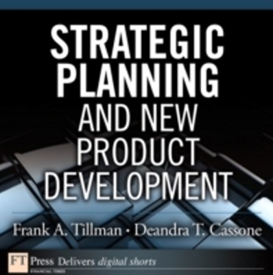 Strategic Planning and New Product Development