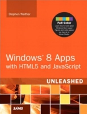 (ebook) Windows 8 Apps with HTML5 and JavaScript Unleashed