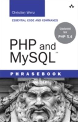 (ebook) PHP and MySQL Phrasebook