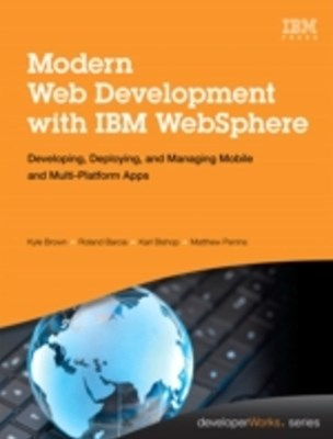 (ebook) Modern Web Development with IBM WebSphere