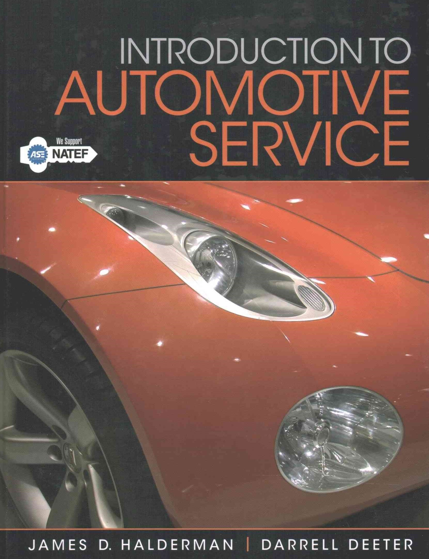 Introduction to Automotive Service&natef Pk