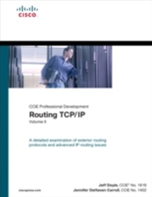 Routing TCP/IP, Vol. II , (CCIE Professional Development)