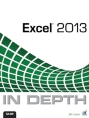 (ebook) Excel 2013 In Depth