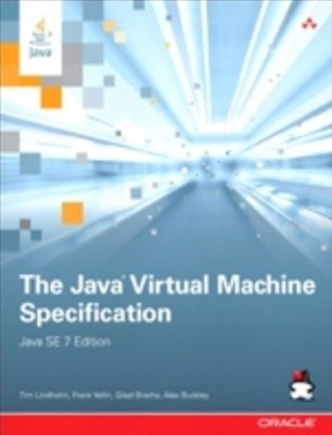 (ebook) Java Virtual Machine Specification, Java SE 7 Edition