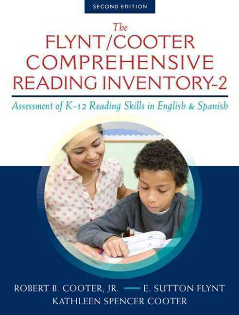 The Flynt/Cooter Comprehensive Reading Inventory-2