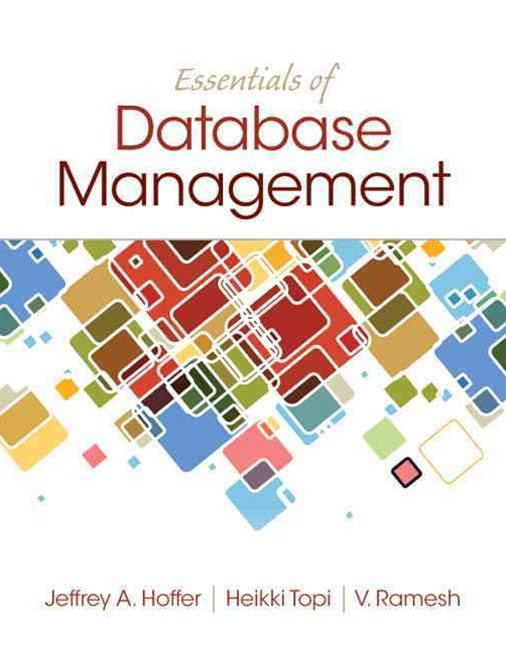 Essentials of Database Management