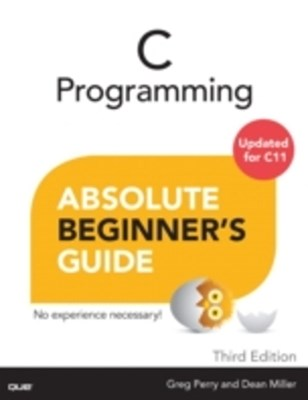 (ebook) C Programming Absolute Beginner's Guide