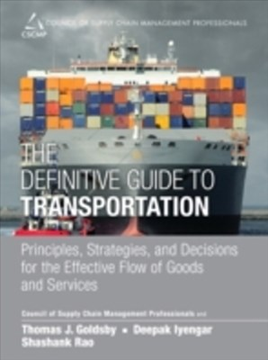 (ebook) Definitive Guide to Transportation