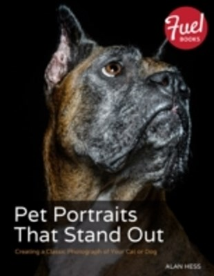 (ebook) Pet Portraits That Stand Out