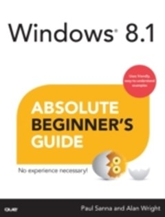 Windows 8.1 Absolute Beginner