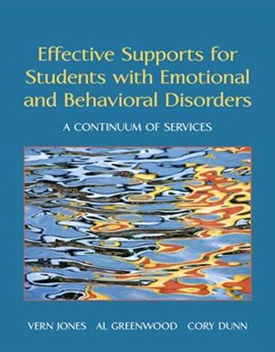 Effective Supports for Students with Emotional and Behavioral Disorders