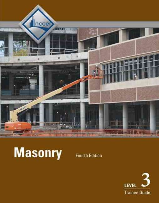 Masonry Trainee Guide
