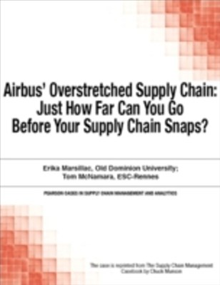 Airbus' Overstretched Supply Chain