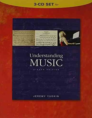 3CD Set for Understanding Music