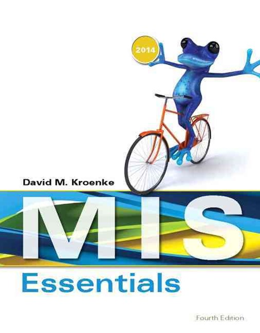 MIS Essentials Plus 2014 MyMiSLab with Pearson EText -- Access Card Package