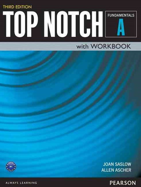 Top Notch Fundamentals Student Book/Workbook Split A