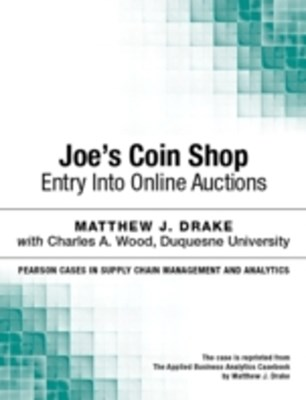 Joe's Coin Shop
