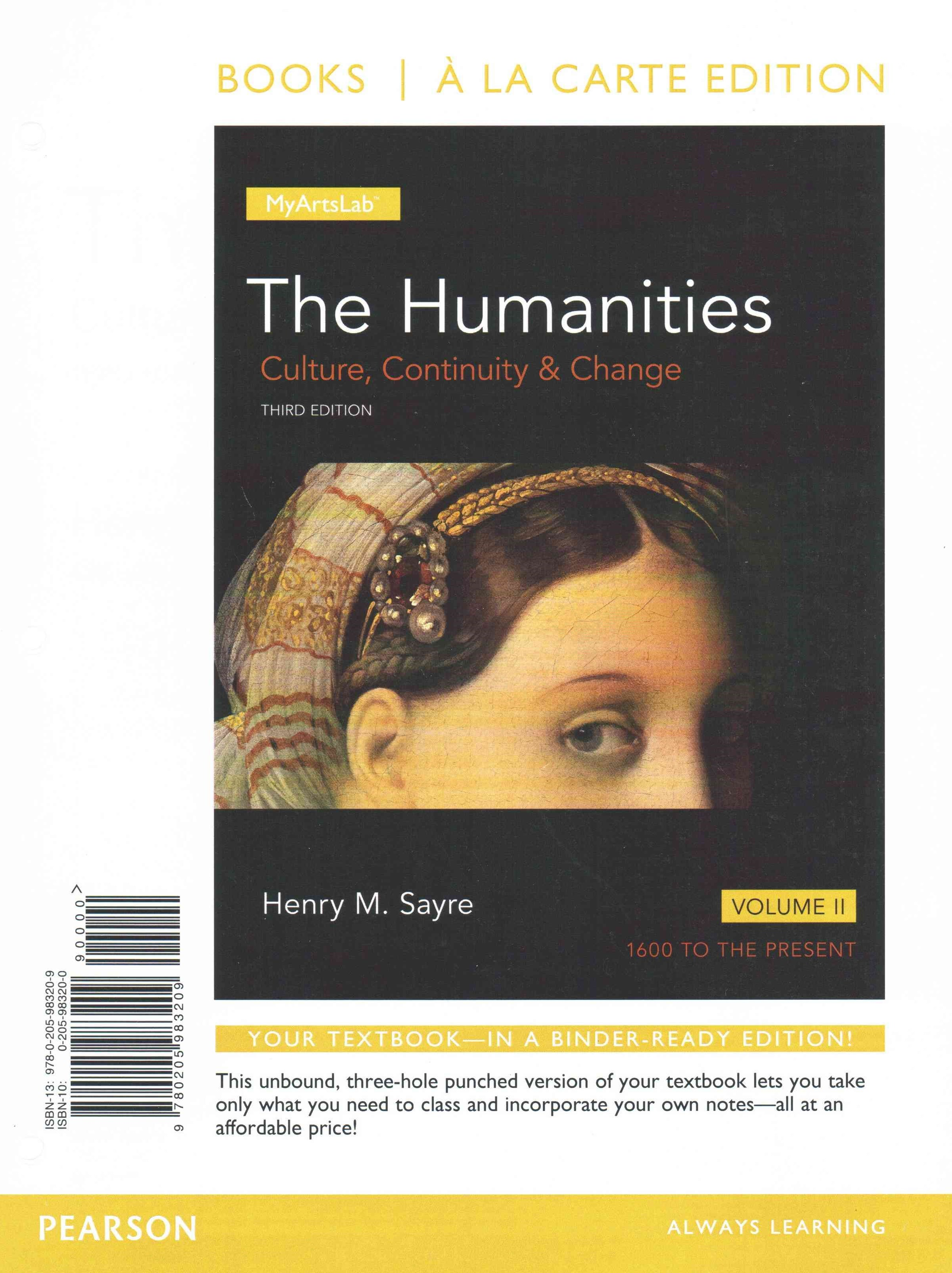 The Humanities