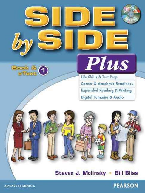 Side By Side Plus 1 Student Book + eText