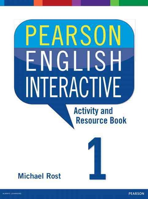 Pearson English Interactive Level 1 Activity and Resource Book