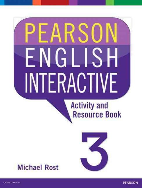 Pearson English Interactive Level 3 Activity and Resource Book