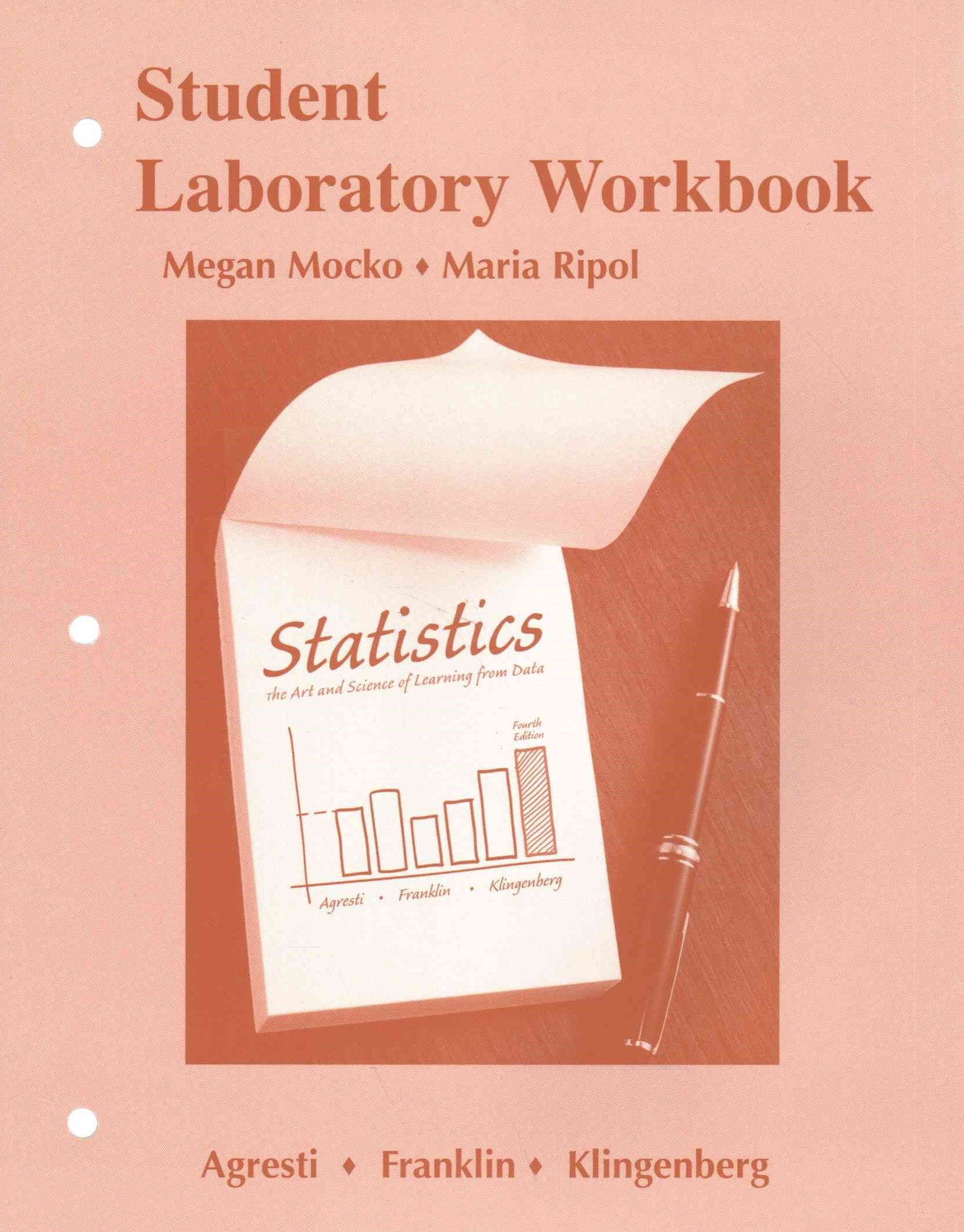 Student Laboratory Workbook for Statistics