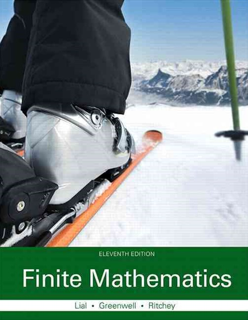 Finite Mathematics Plus MyMathLab with Pearson EText -- Access Card Package