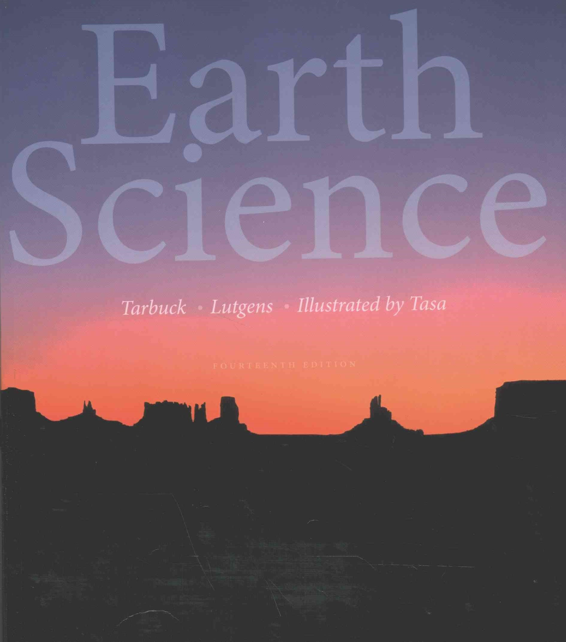 Earth Science, Applications and Investigations in Earth Science