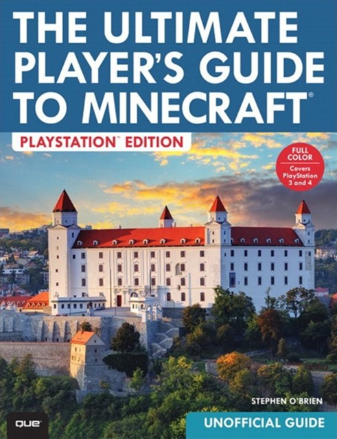 (ebook) Ultimate Player's Guide to Minecraft - PlayStation Edition