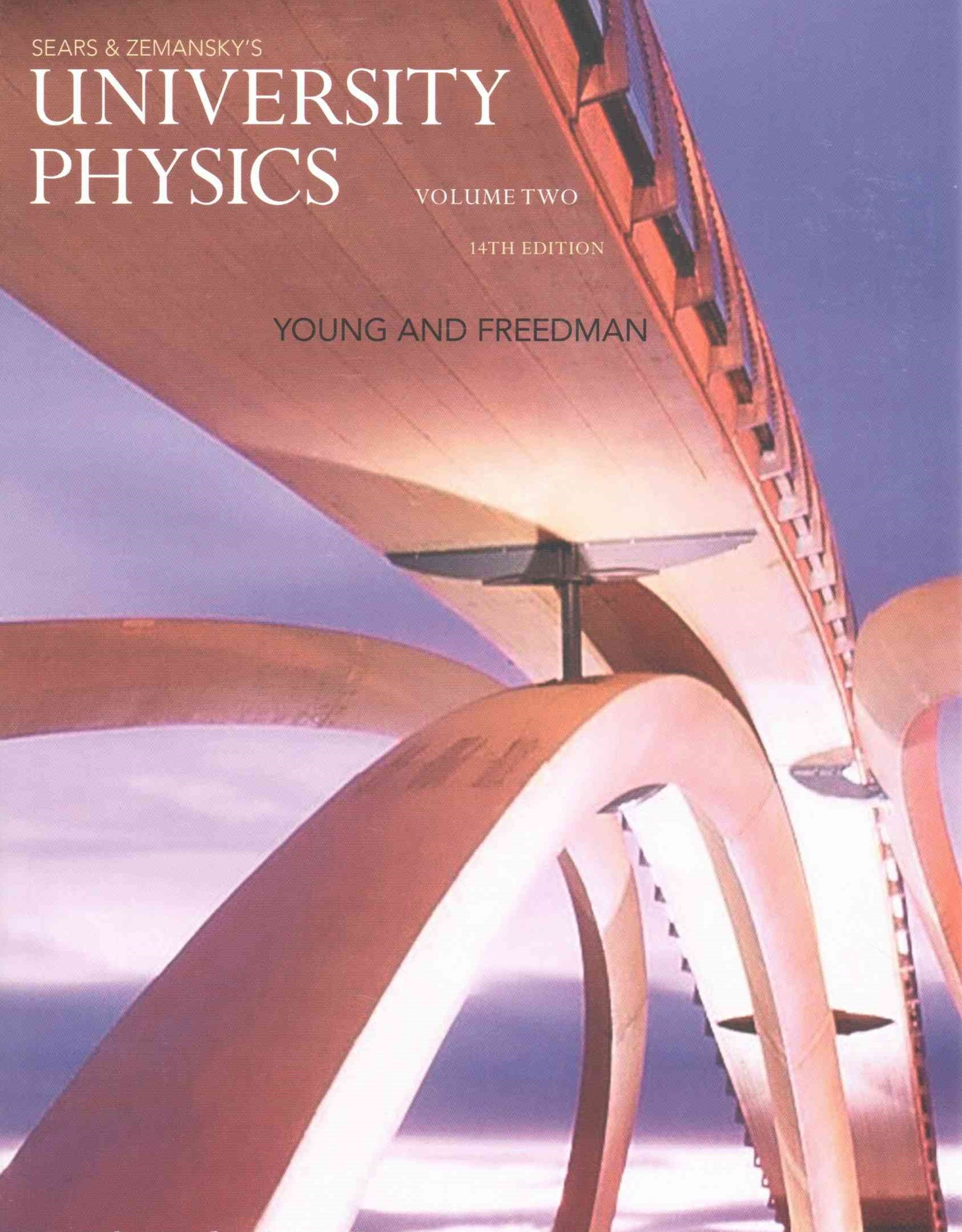 University Physics with Modern Physics, Volume 2 (Chs. 21-37)