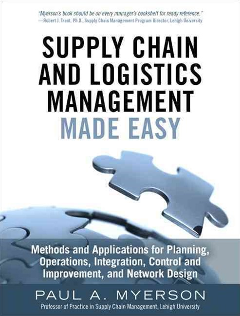 Supply Chain Management Made Easy