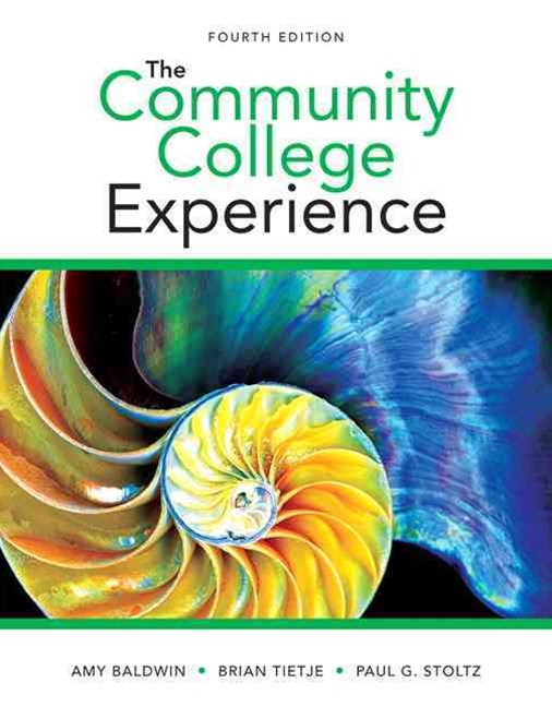 Community College Experience, the Plus NEW MyStudentSuccessLab with Pearson EText -- Access Card Pa